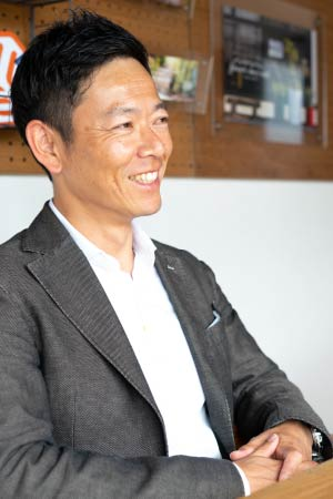 和田 靜佳さまインタビューイメージ